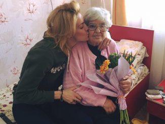 roxana si bunica