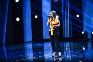 Marina Anghel, X Factor