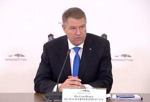 Klaus Iohannis, presedintele romaniei, neamt, interviu, tvr